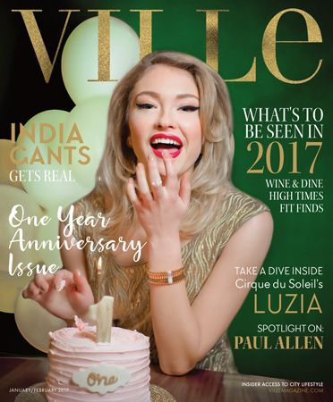 Jan/Feb 2017 | 1 Year Anniversary Issue