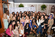 2016 Ville Magazine Cover Girl Search Seattle Launch Event