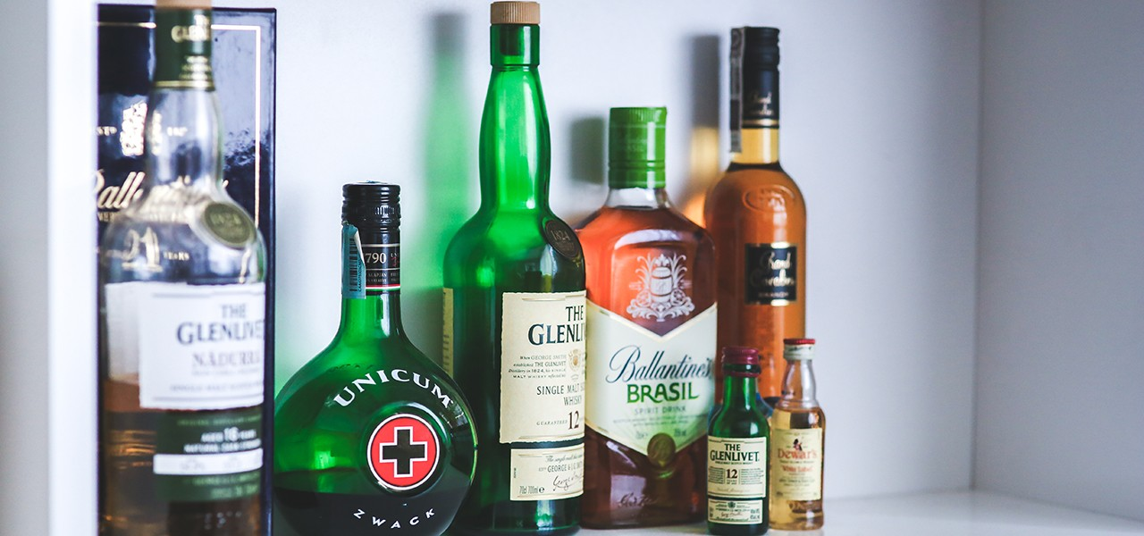 Good Old Fashioned Seattle Whiskey Cocktails