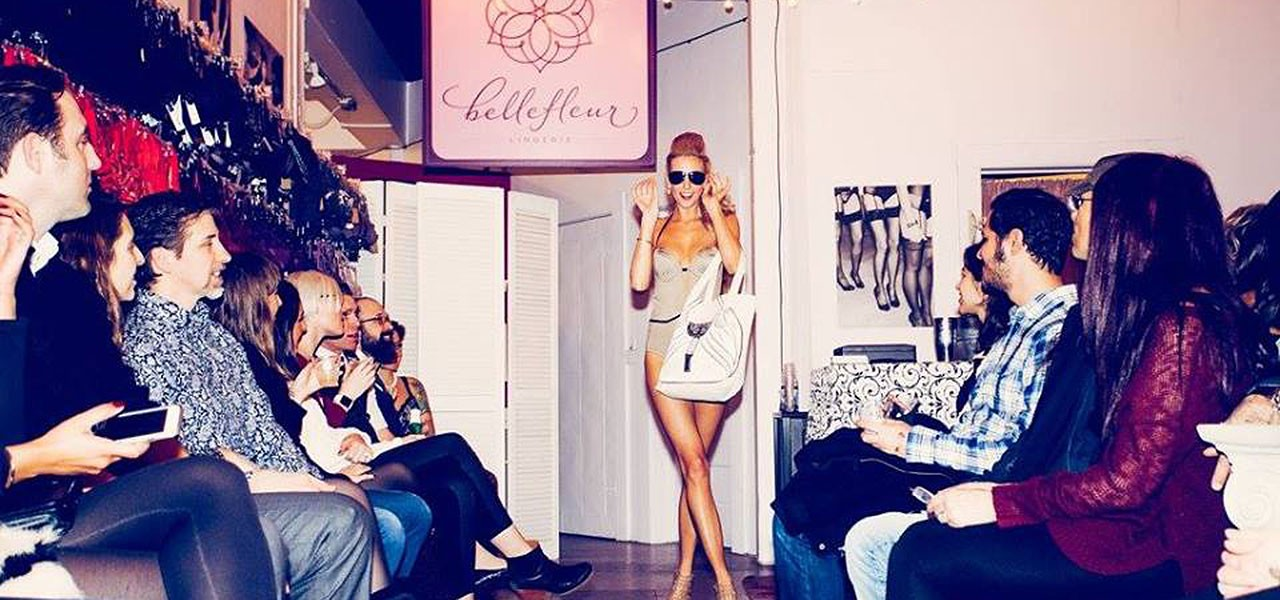 Bellefleur's 4th Annual Lingerie Fashion Show