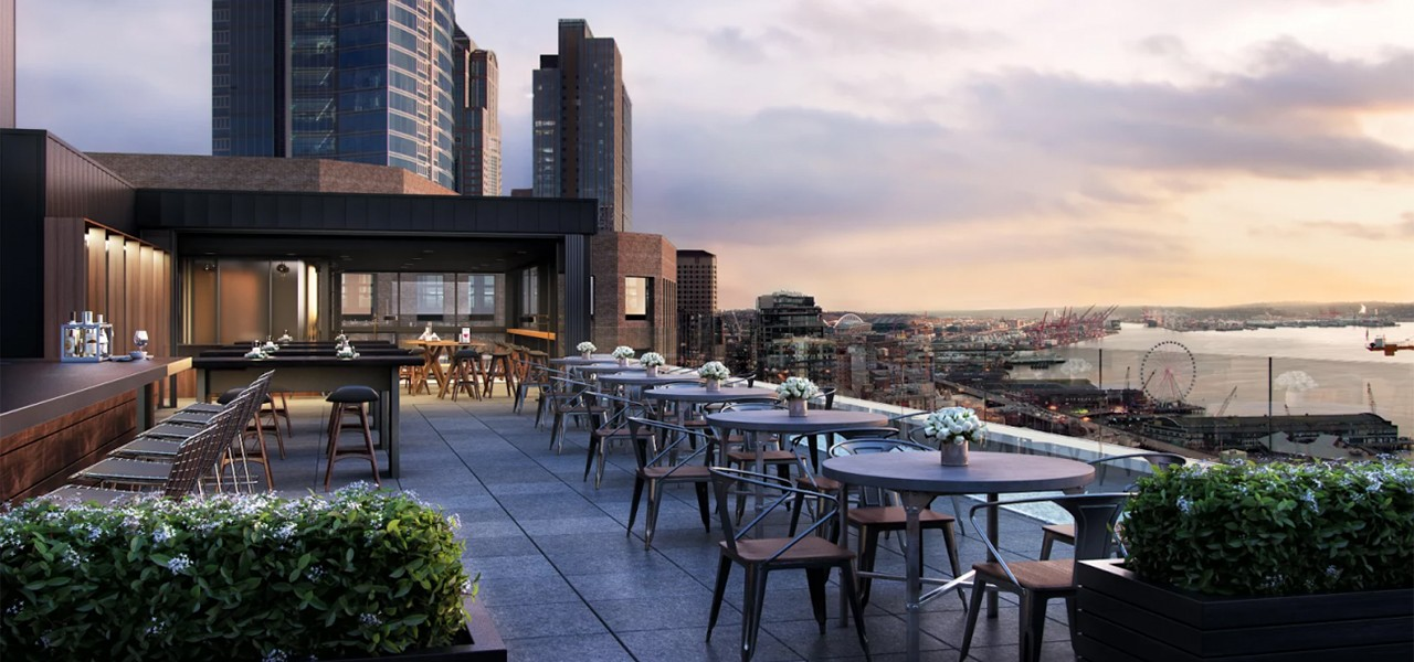 Raise the Roof: Best Seattle Rooftops