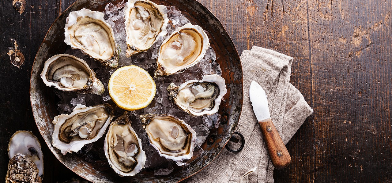 Feeling the Love From National Oyster Day