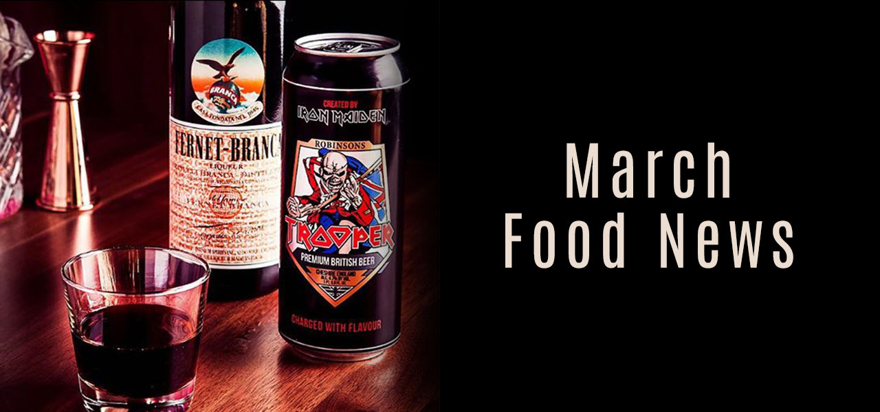 March Food News: Luckily, There's Boilermakers