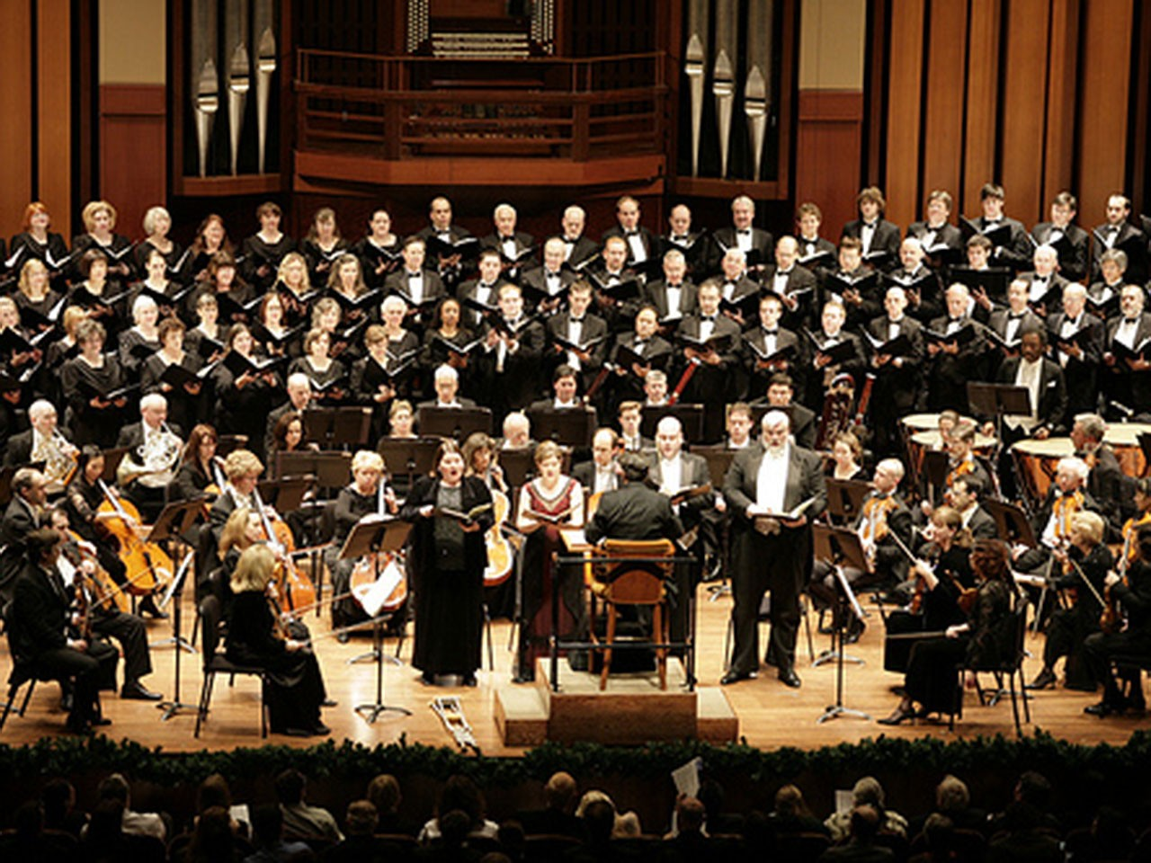 Seattle Symphony's Performance of Handel's Messiah