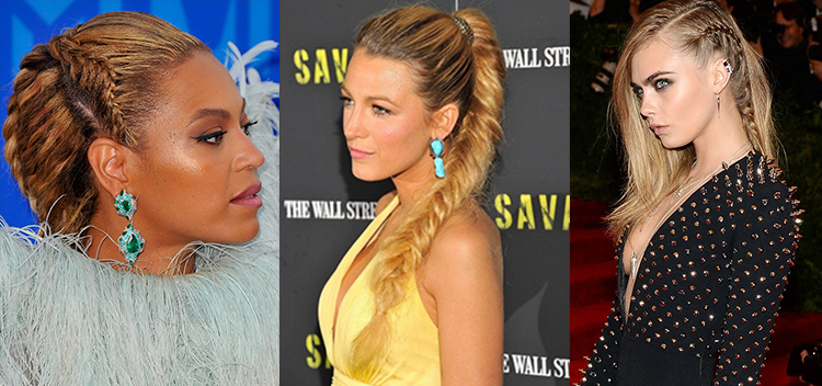 Summer Hair Trends: Braids