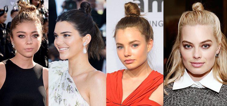 Summer Hair Trends: Top Knots
