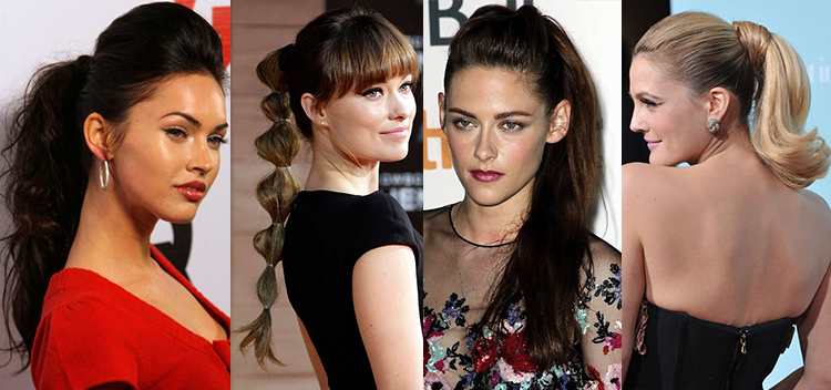 Hair Summer Trends: Ponytails