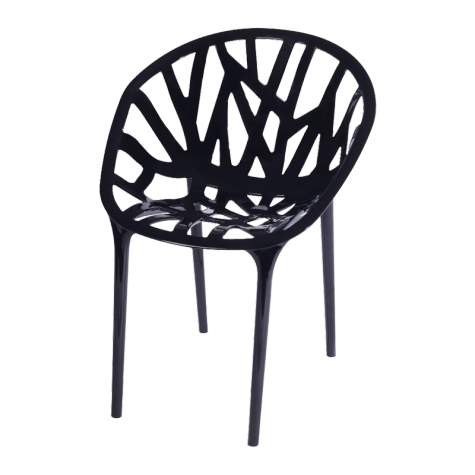 Black Branch Indoor Chair
