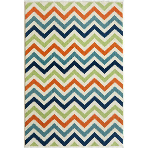 Chevron Pattern Indoor Rug
