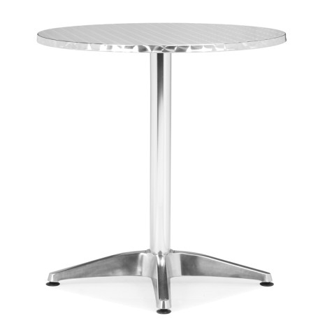 Christabel Aluminum Round Table