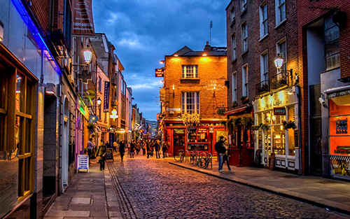 Dublin, Ireland - Spring Break Destinations