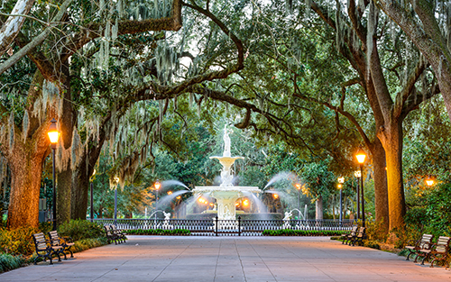 Savannah, Georgia - Spring Break Destinations