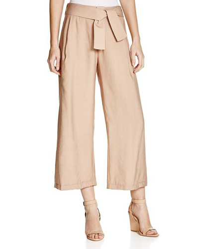 Culottes - Spring 2016 Fashion Trends
