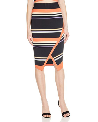 Stripe Skirt Ted Baker - 2016 Spring Fashion Trends