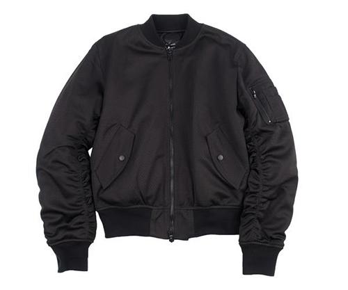Men Buzz Bomber Jacket