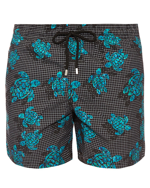 Vilebrequin moorea sea reflection swim trunks