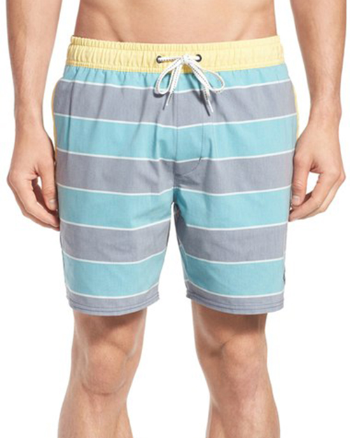 Sperry Rug by the Bay Men's Swim trunks