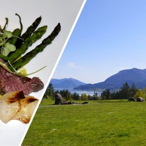 Wine & Dine at Skamania Lodge