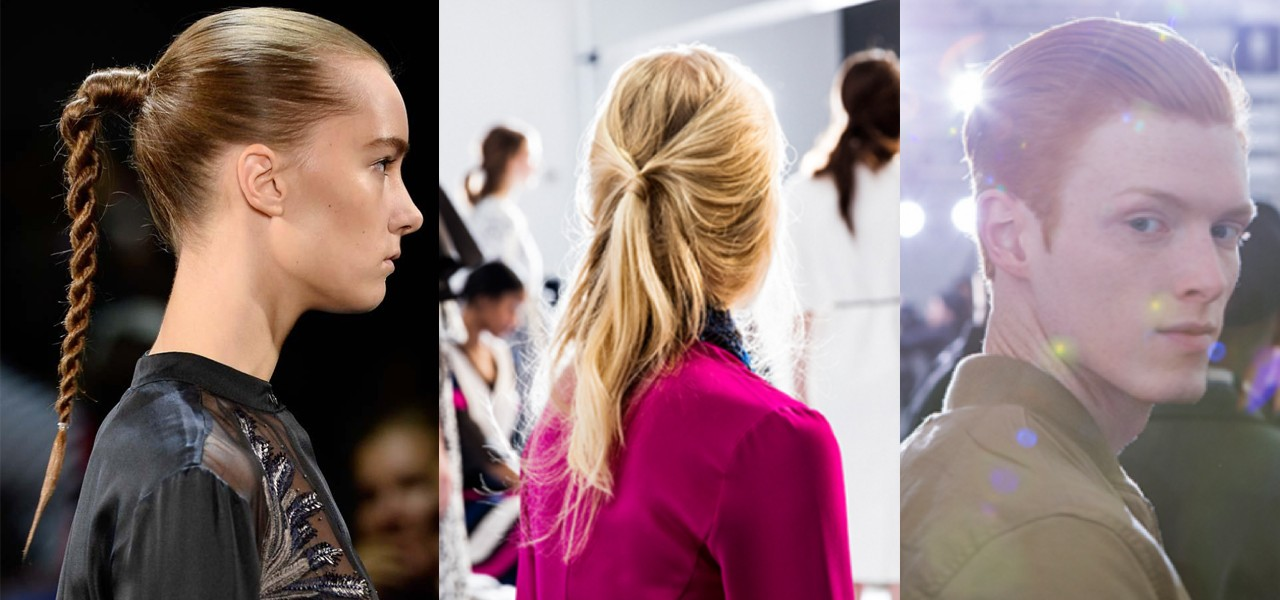 Top Three AVEDA Hairstyle Picks from NYFW 2016