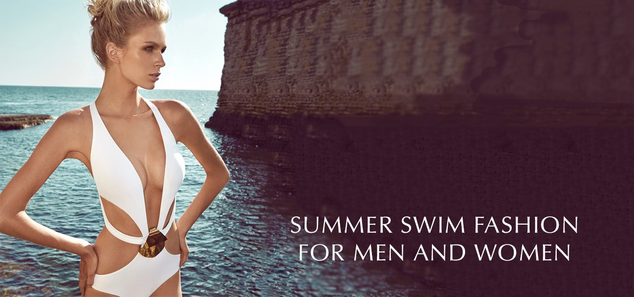 Summer Swim Fashion for Men and Women