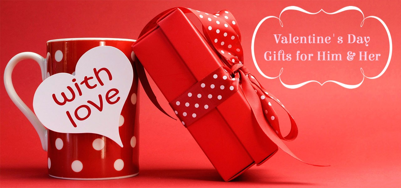 Valentine's Day Gift Guide For Him & Her