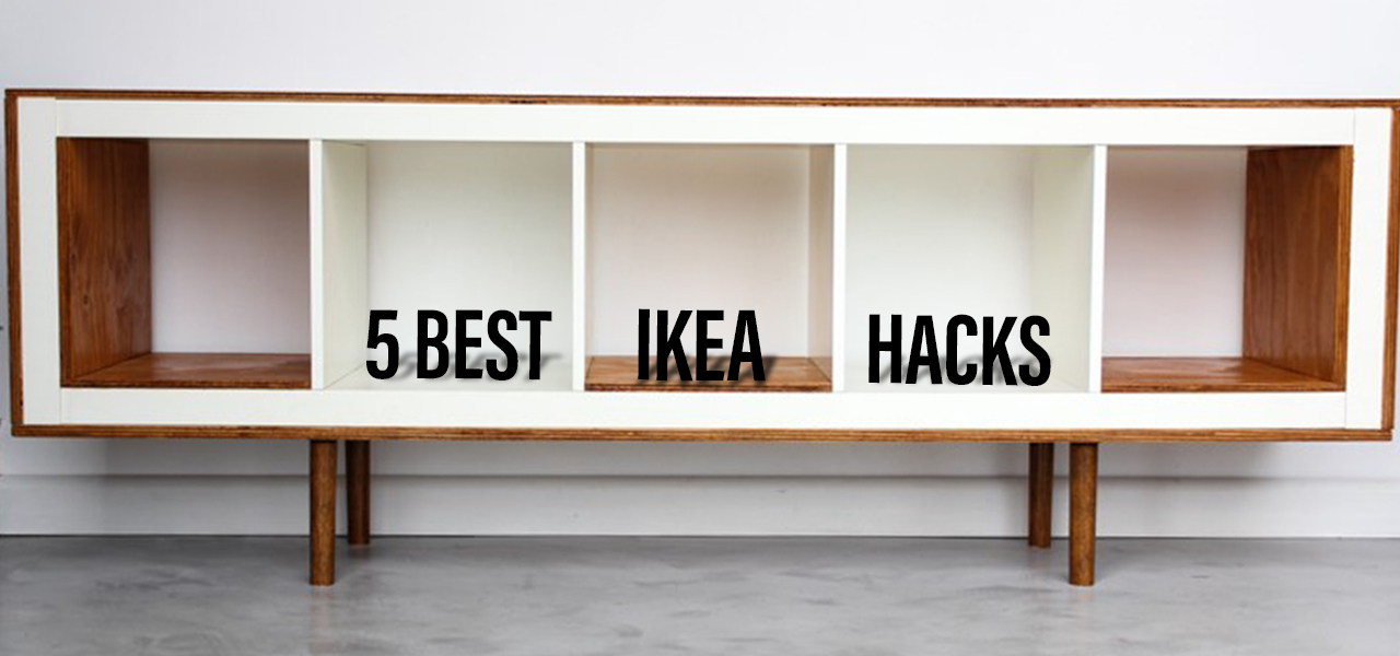 5 Best IKEA Hacks