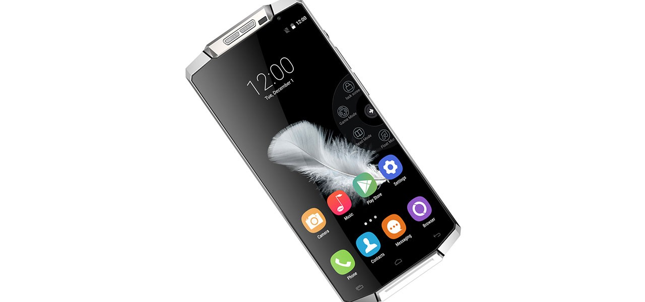 OUKITEL Android Phablet Lasts 15 Days