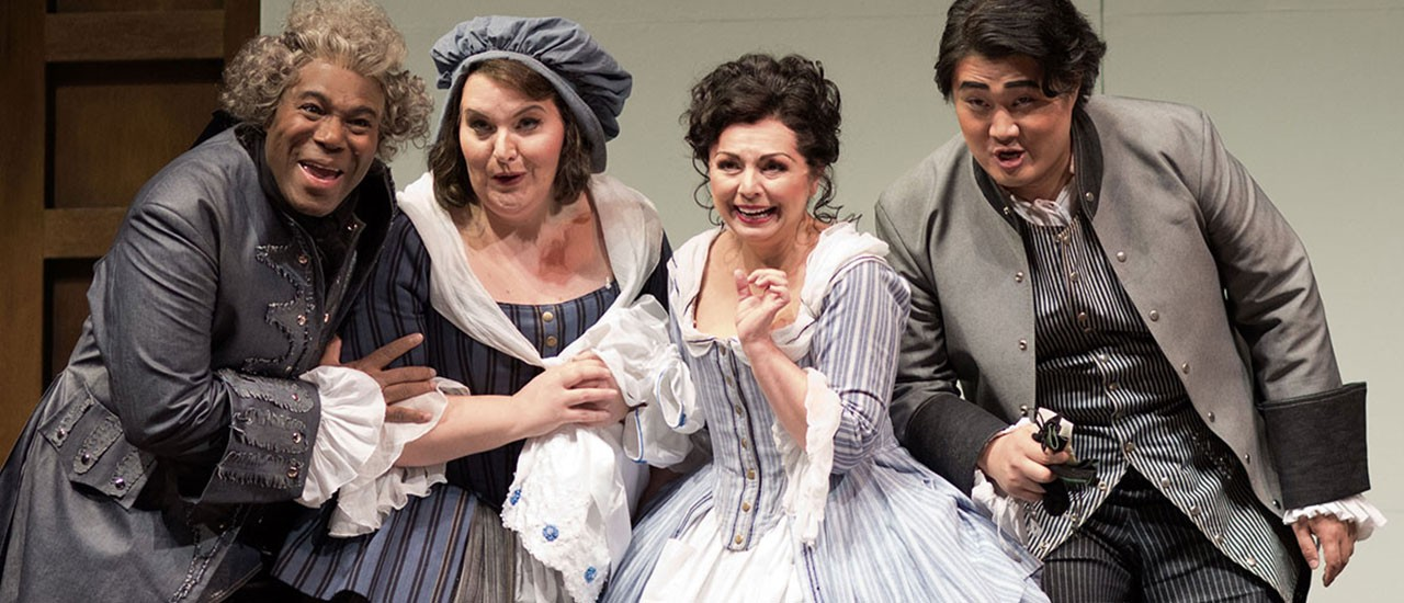 A Night at The Opera: The Marriage of Figaro