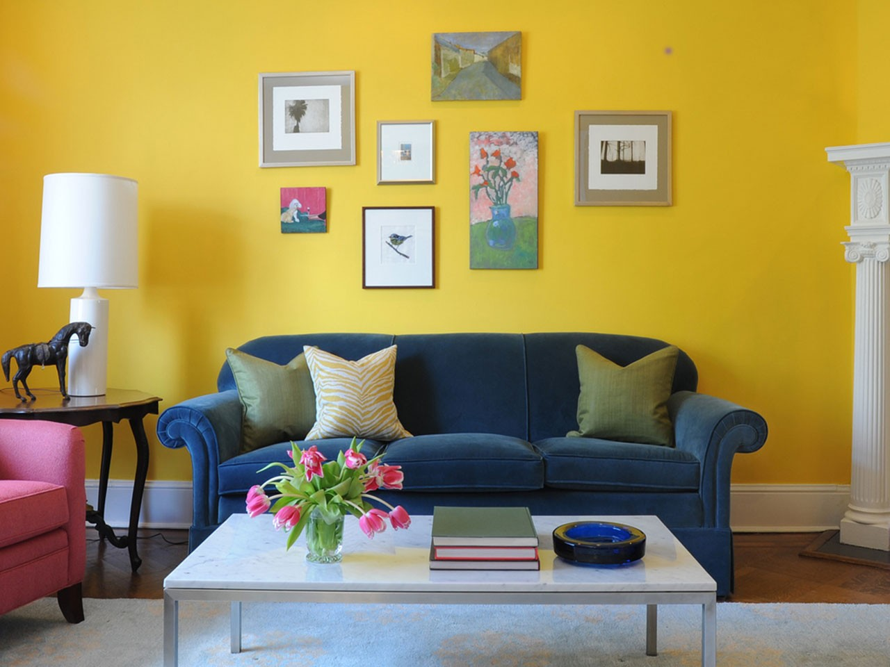 The Psychology Behind the Colors in Your Home