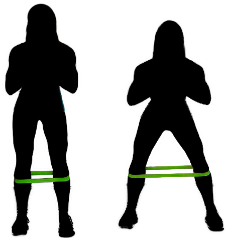 Side Step Resistance Band