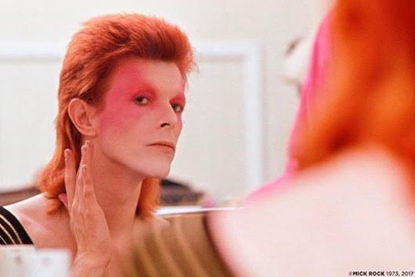 Bowie by Mick Rock