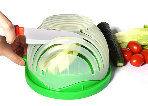 salad cutter bowl by Websun