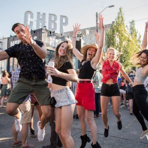 Capitol Hill Block Party 2017 - Crowd Shots