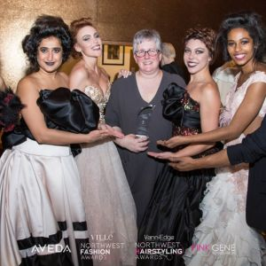 Ville Magazine & Vann.Edge Salon 2017 Seattle Style Night