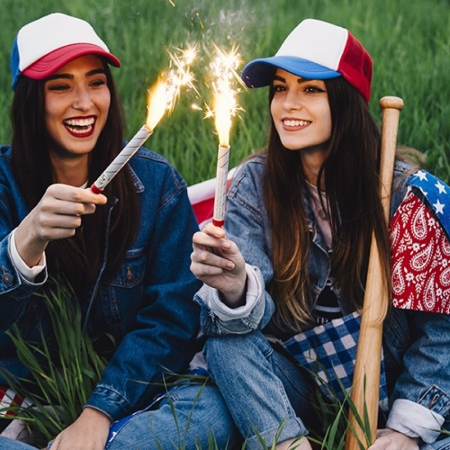 Red, White, and Blue: 4th of July Fashion Looks